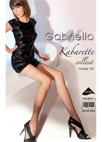Pėdkelnės tinklinės GABRIELLA Kabarette