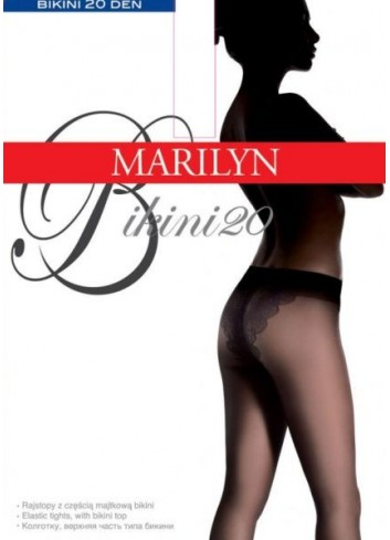 Pėdkelnės MARILYN Bikini
