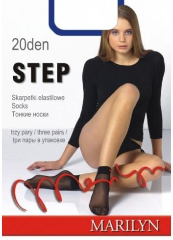Kojinaitės MARILYN Step* 3 poros