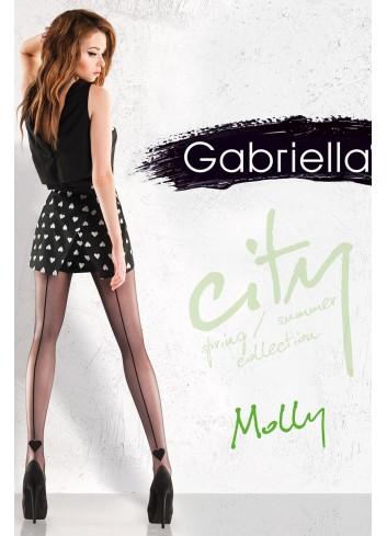 Pėdkelnės GABRIELLA Molly su juostele