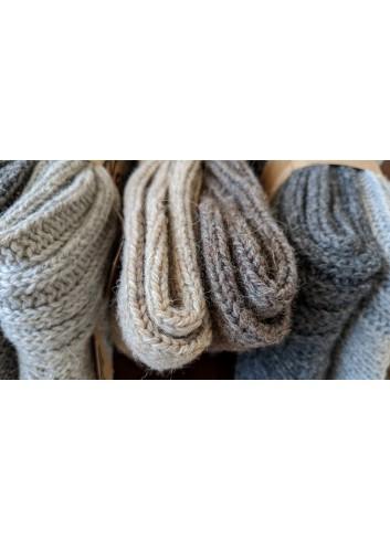 Šiltos kojinės WIK su alpakų vilna * 2 poros
