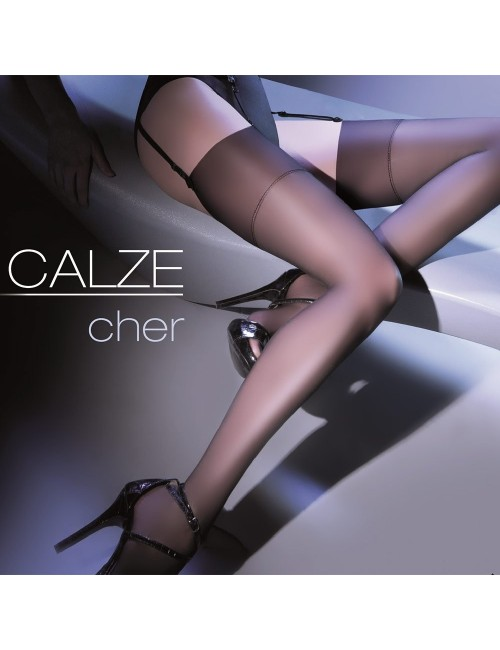 Kojinės GABRIELLA Calze Cher prisegamos