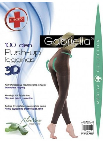 Tamprės GABRIELLA Push-up 3D