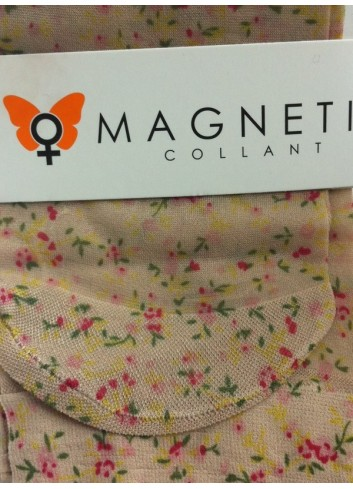 Kojinaitės MAGNETIS smulkių gėlių motyvais