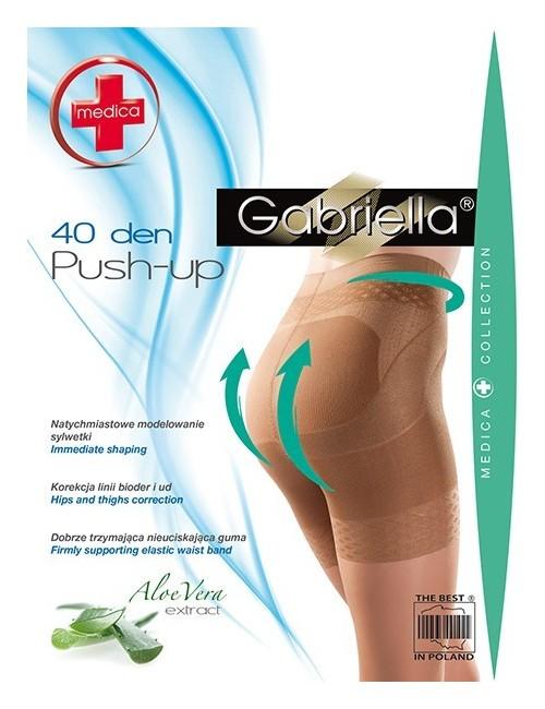 Pėdkelnės GABRIELLA Push-up 40
