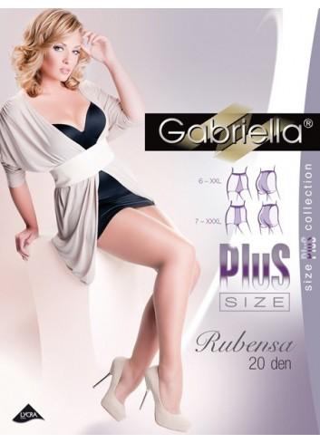 Pėdkelnės GABRIELLA Rubensa Plus Size