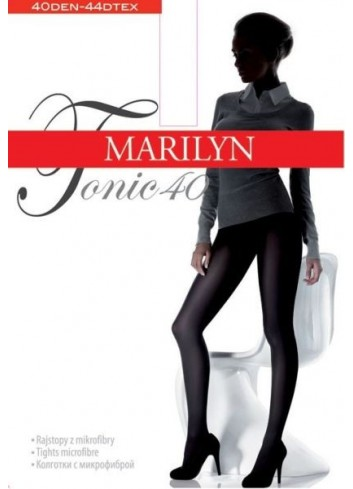 Pėdkelnės MARILYN Tonic 40