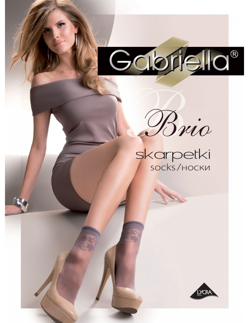 Kojinaitės GABRIELLA Brio