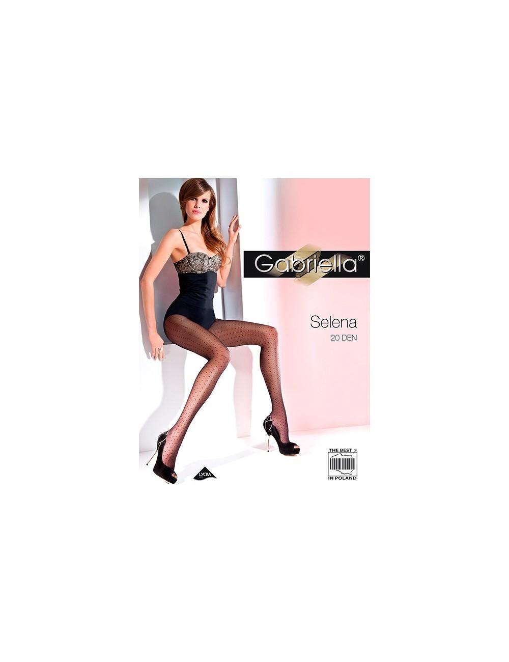 Pėdkelnės GABRIELLA Selena