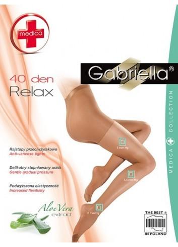 Pėdkelnės GABRIELLA Relax 40