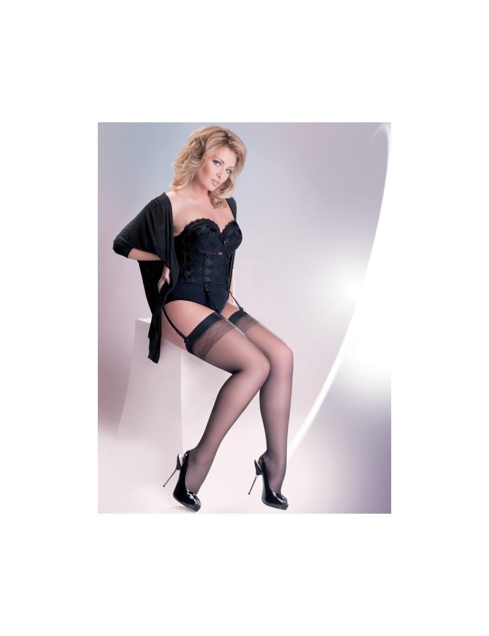 Kojinės GABRIELLA Plus Size Anika