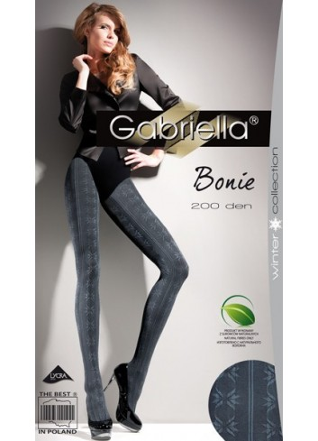 Šiltos pėdkelnės GABRIELLA Bonie