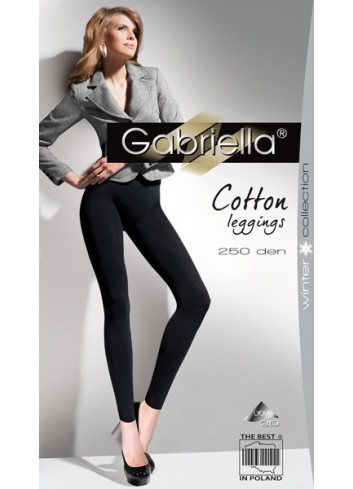 Šiltos tamprės GABRIELLA Cotton