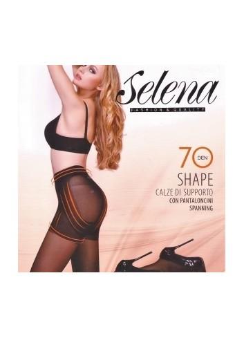 Pėdkelnės SELENA shape (70 den)